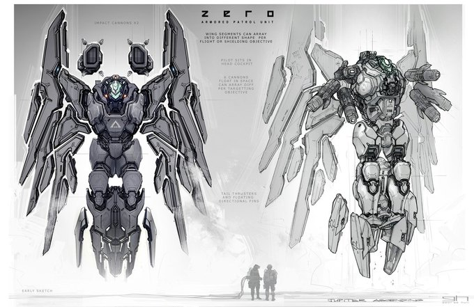 Художник «Восхождения Юпитер» выложил концепты к фильму. Изображение № 38.