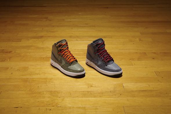 Nike Air Force 1 Duck Boot союз двух легенд. Изображение № 13.