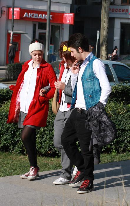 Можно либыть модным, живя вСтамбуле?. Изображение № 9.