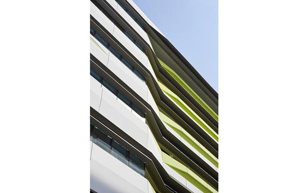 Архитектура дня: новый кампус университета в Сингапуре. Изображение № 5.
