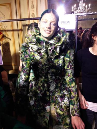 Дневник модели: Показы недели моды Haute Couture. Изображение № 45.