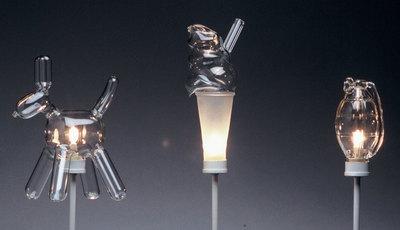 Надувные лампы идругие идеи David Hupton иYve Thelerm. Изображение № 2.