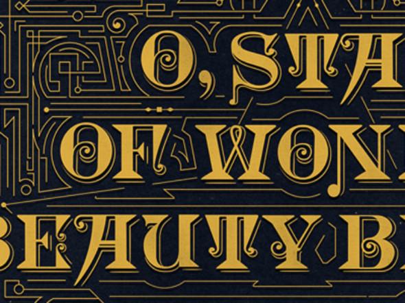 Новые имена: 15 шрифтовых дизайнеров. Изображение №78.