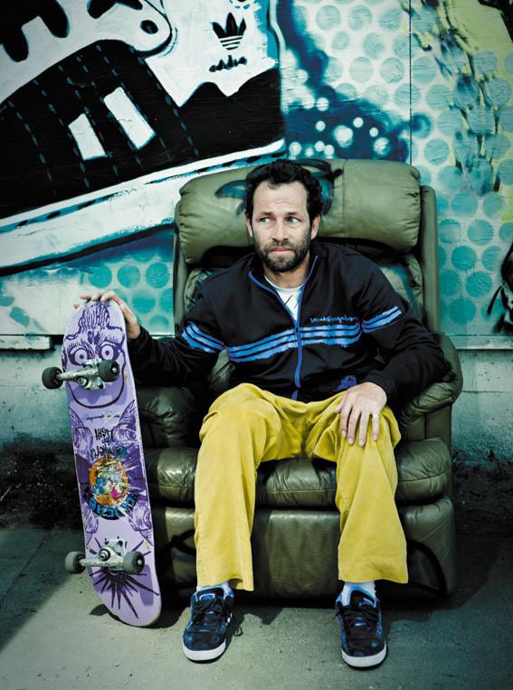 К доске: 10 художников-скейтбордистов. Изображение №9.