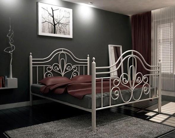 Кованая мебель: дань традиции или новое веяние моды. Изображение № 3.
