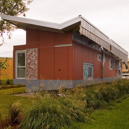 Плавающий дом от Брэд Питта. Изображение № 2.