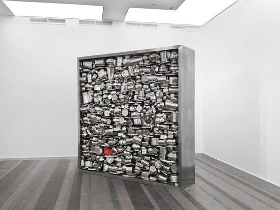 Искусство где-то рядом: 10 художников, работающих с предметами быта. Изображение № 39.