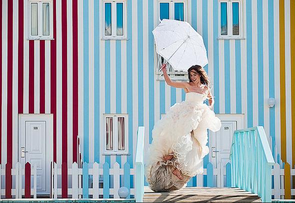 Trash the Dress: смерть свадебному платью!. Изображение № 18.