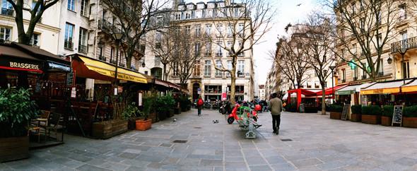 Изображение 7. Парижские кафе.. Изображение № 9.