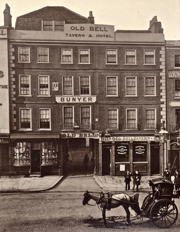 Призраки старого Лондона. Изображение № 19.