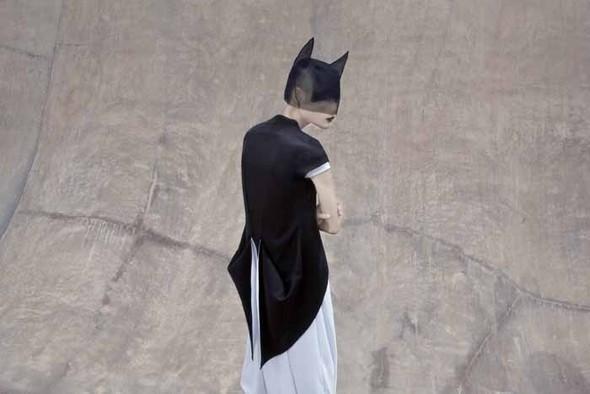 Японский минимализм в одежде – кошечки от Max Tan. Изображение № 9.