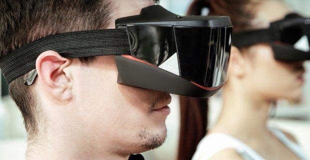 У Oculus Rift появился серьёзный конкурент. Изображение № 2.
