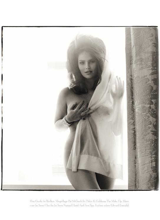 Изображение 1. Belle Vere by Steven Meisel.. Изображение № 1.