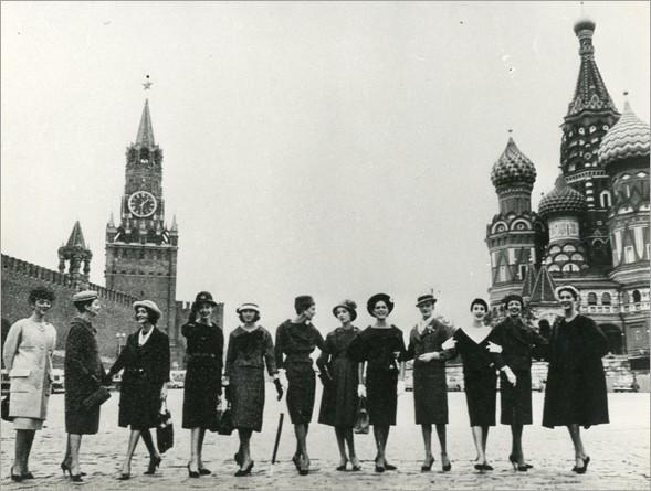 Мода любит Россию. Изображение № 19.