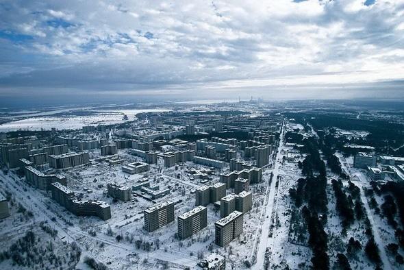 Припять - заброшенный город возле Чернобыльской АЭС. Украина. Изображение № 34.