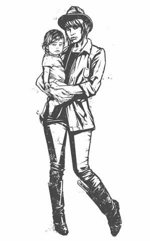 Девушки с оружием от Frank Barbara. Изображение № 13.