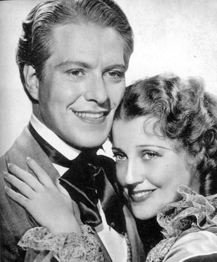 Maytime (1937) / Robert Z. Leonard / Jeanette MacDonald, Nelson Eddy and John Barrymore. Изображение № 28.