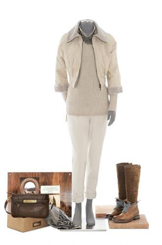 Brunello Cucinelli: лукбук осень-зима 2011/2012. Изображение № 69.