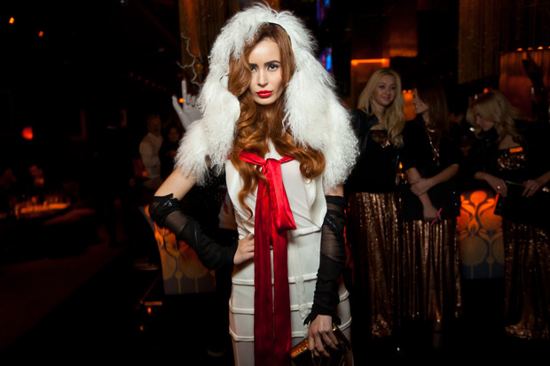 В столице прошла презентация модельного агентства Queen Models. Изображение № 20.