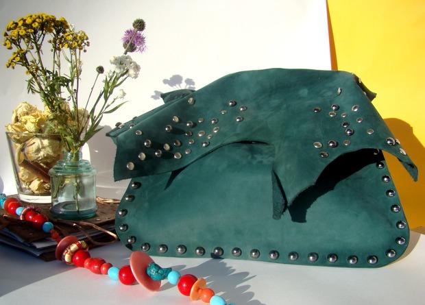 """Авторские клатчи. """"Anna Kovyneva accessories"""".. Изображение № 7."""