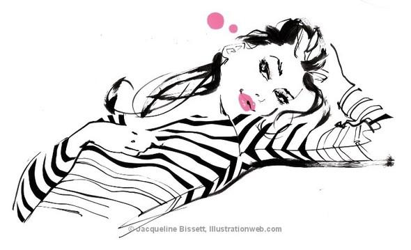 Иллюстратор Жаклин Биссет. Изображение № 8.