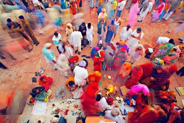 Торжество цвета. Poras Chaudhary. Изображение № 11.