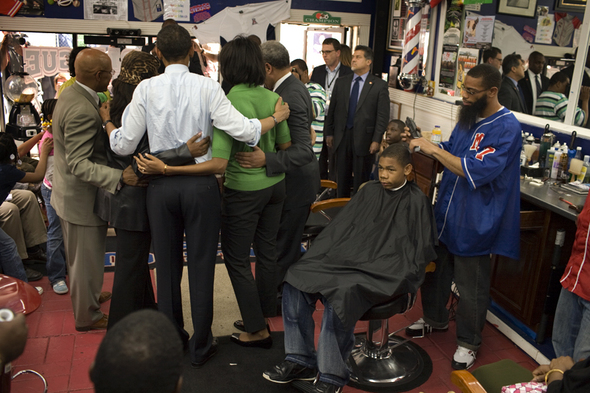 Неизвестный Обама. Изображение № 7.