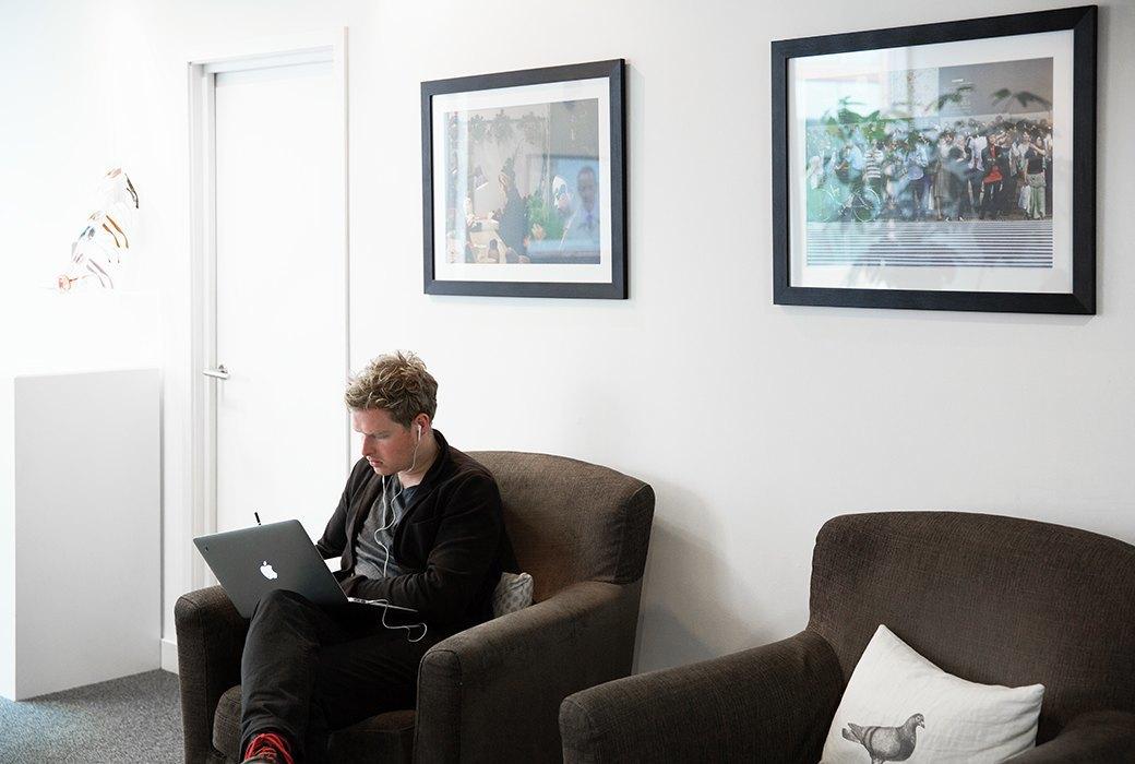 Просторный «зеленый» офис лондонского агентства Flamingo. Изображение № 16.