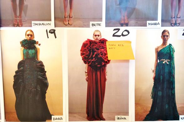 Дневник модели: Показы недели моды Haute Couture. Изображение № 41.