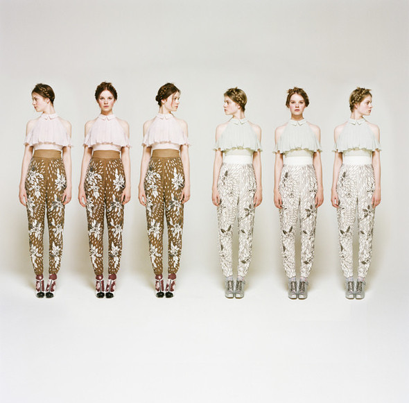 Лукбук: Rodarte for Opening Ceremony FW 2011. Изображение № 34.