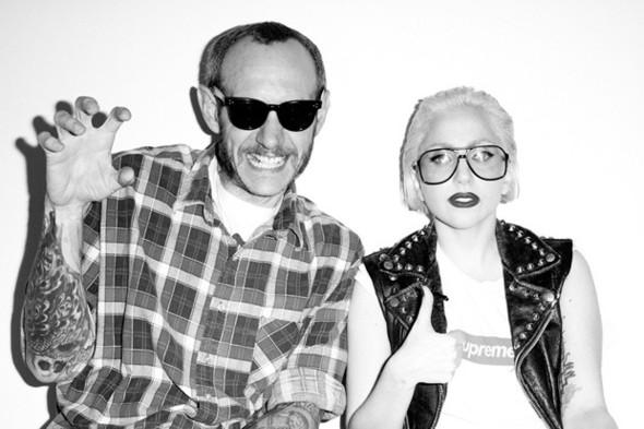 Леди Гага и Терри Ричардсон работают над книгой. Изображение № 2.