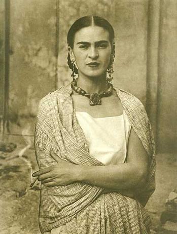 В Мексике впервые покажут гардероб Фриды Кало. Изображение № 3.