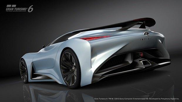 Концепт: суперкар Infiniti для игры Gran Turismo. Изображение № 25.