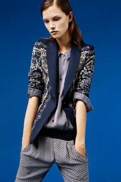 Лукбук: Zara March 2012. Изображение № 5.