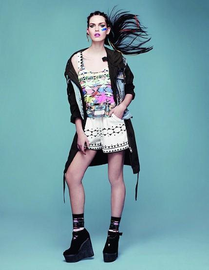 Лукбуки: Zara, Topshop, Massimo Dutti и другие. Изображение № 32.