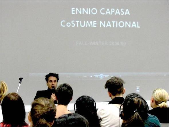 6 Из архива Академии DOMUS: мастер-класс с Ennio Capasa, основателем Costume National.. Изображение № 20.