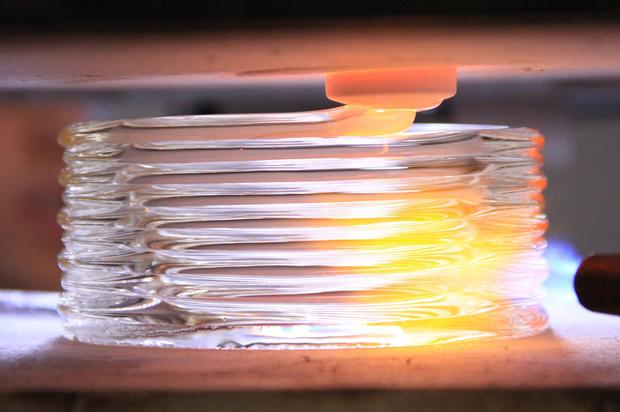 В MIT показали печать расплавленным стеклом иизделия изнего. Изображение № 23.