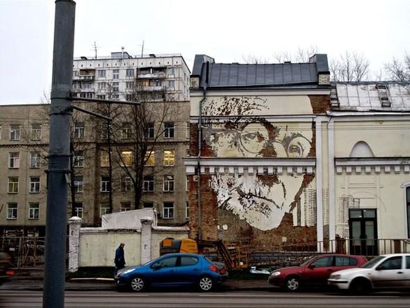 Искусство на улицах. Изображение № 25.