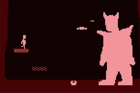 Don't look back илиОрфей вмире 8-bit. Изображение № 2.