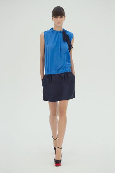 Коллекция Victoria, Victoria Beckham S/S 2012. Изображение № 11.