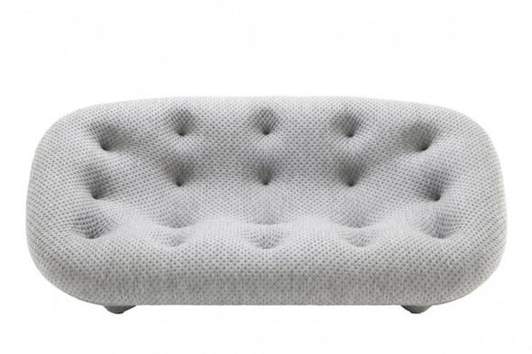 Новый диван PLOUM от Ronan & Erwan Bouroullec. Изображение № 3.