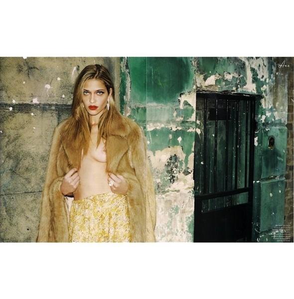 5 новых съемок: Love, T, Vogue и Wallpaper. Изображение № 3.