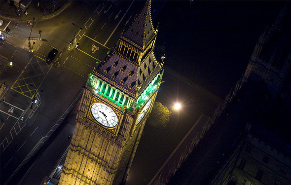 Изображение 2. Ночной LONDON.. Изображение № 2.