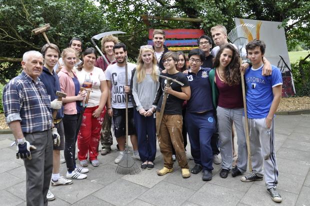 Волонтёрство в Германии. Личный опыт. Интервью. Изображение № 4.