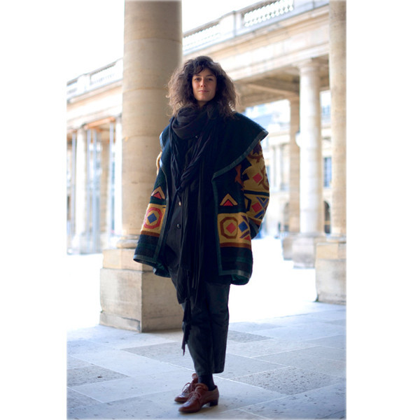 Луки с Недели моды в Париже. Изображение № 28.