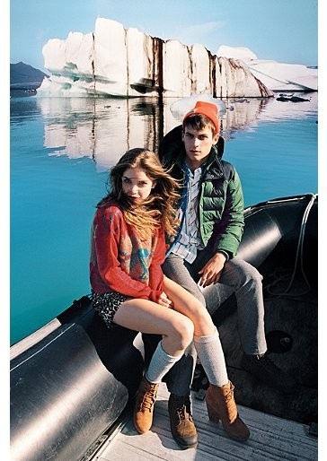 Лукбук: Urban Outfitters November 2011. Изображение № 34.