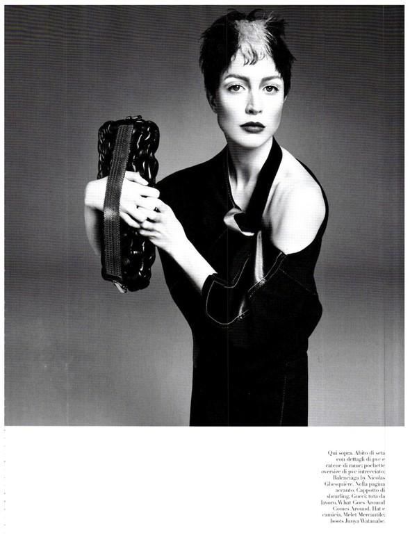 Съёмка: Ракель Зиммерманн для Vogue. Изображение № 18.