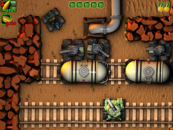 Normal Tanks. Изображение № 1.