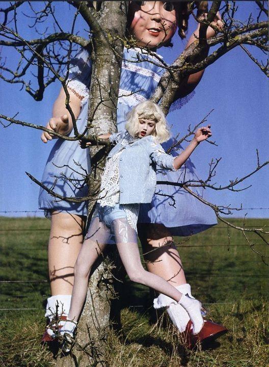 Съёмка: Линдси Уикссон в объективе Тима Уокера. Изображение № 11.