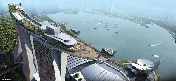 Идеальный бассейн в Сингапуре. Изображение № 3.